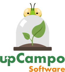 Logotipo upCampo Software